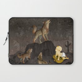 Teaching the Pups Laptop Sleeve