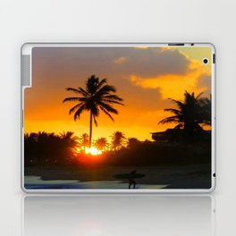 BEACH LIFE Laptop & iPad Skin