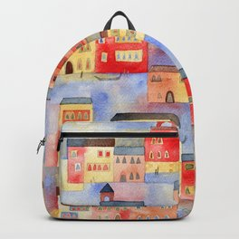 Venice Watercolor Backpack