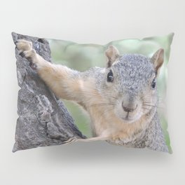 Who You Lookin' At? Pillow Sham