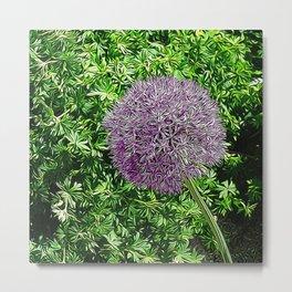 JC FloralArt 02 Metal Print