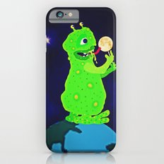Munching on the Moon iPhone 6s Slim Case