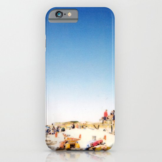 New York Summer at the Beach #1 iPhone & iPod Case