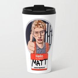 Matt Radar Technician Travel Mug