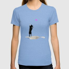 I Love Cats No. 8 by Kathy Morton Stanion T-shirt