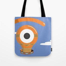 eye balloon Tote Bag