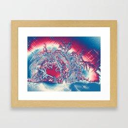 Desert Rising 1 Framed Art Print