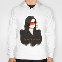 regina mills Hoodies featuring Team Regina by Geek World
