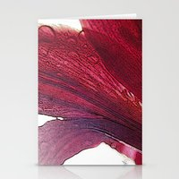 ruby Stationery Cards featuring Ruby by Dominique Gwerder