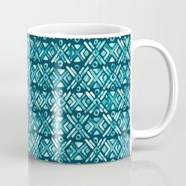 Sonoran Stripe - Oasis Coffee Mug