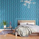 Chintzy Floral Stripe by pnooindustries