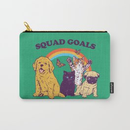 Squad Goals Carry-All Pouch