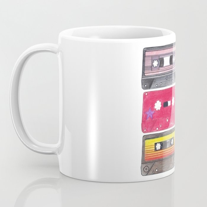 Cassettes Coffee Mug