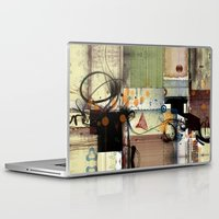 picasso Laptop & iPad Skins featuring Everyday Picasso by Robin Curtiss