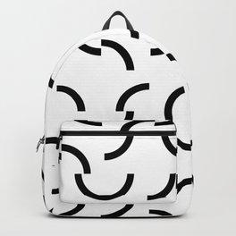 Athos - Broken circumferences Backpack