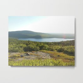 Acadian Views Metal Print