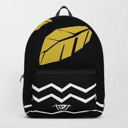 Meraki Fall [Gold Noir] Backpack