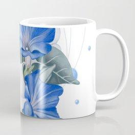 Morning Moon Flower Coffee Mug