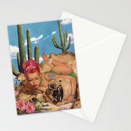 Desert Bare Stationery Cards