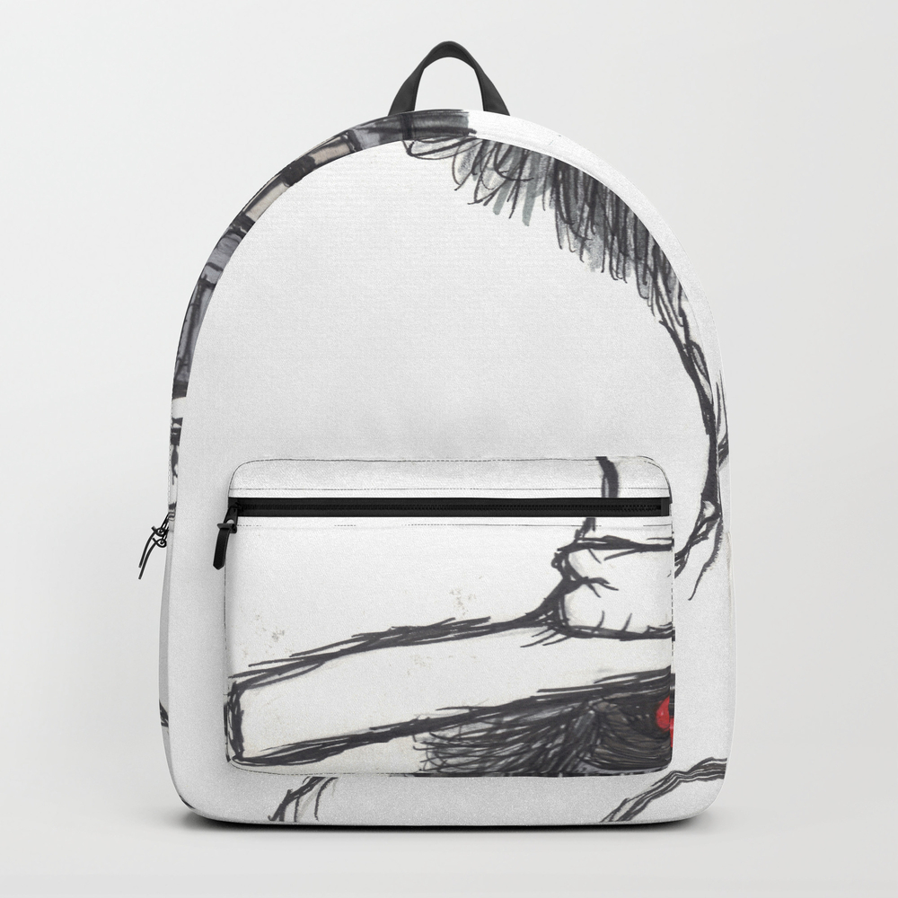 The Babadook Backpack by Moonmoonalchemist BKP7933310