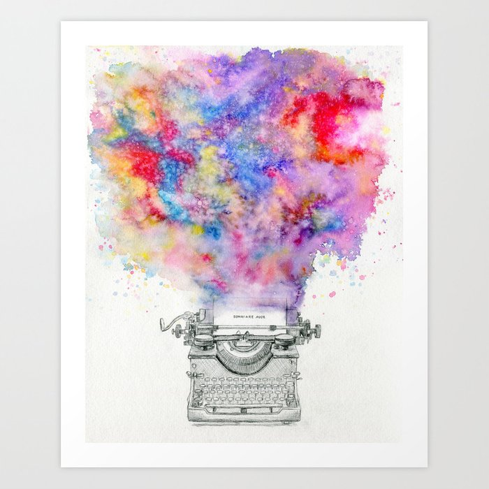 Somniare Aude Art Print