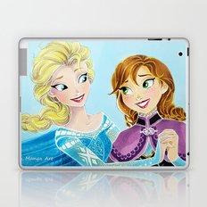 Together forever by Suki Manga Art Laptop & iPad Skin