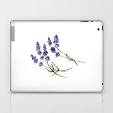Lavender flowers Laptop & iPad Skin
