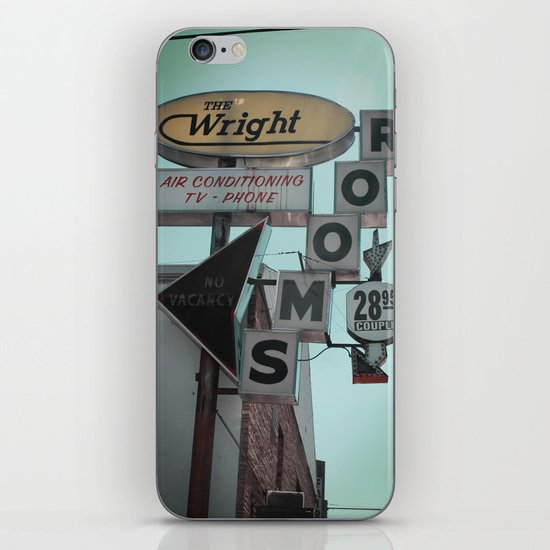 The Wright iPhone & iPod Skin