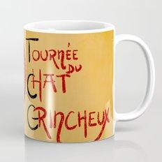 Tournee du Chat Grincheux Mug