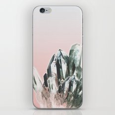 Blush Crystal Crush xx iPhone & iPod Skin