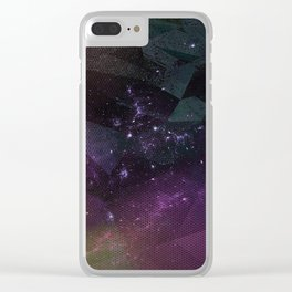 FEAR LESS Clear iPhone Case