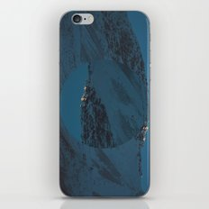 Blue Mountain iPhone & iPod Skin