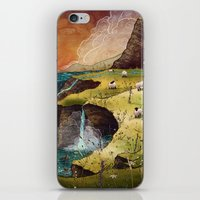 ireland iPhone & iPod Skins featuring Ireland by Taylor Rose