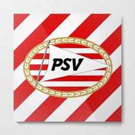 PSV Eindhoven Metal Print