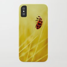 to the wind. iPhone X Slim Case