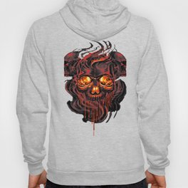 Bloody Red Skeletons Hoody