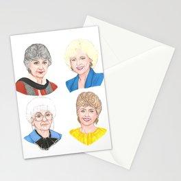 golden girls cards society6
