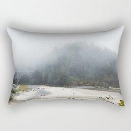Overlook Beach Rectangular Pillow