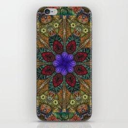 Hallucination Mandala 1 iPhone Skin
