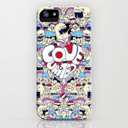 Love United iPhone Case