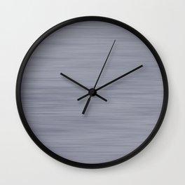 Winter Satin 3 Wall Clock