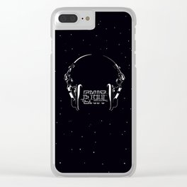 Exit Strategy Clear iPhone Case