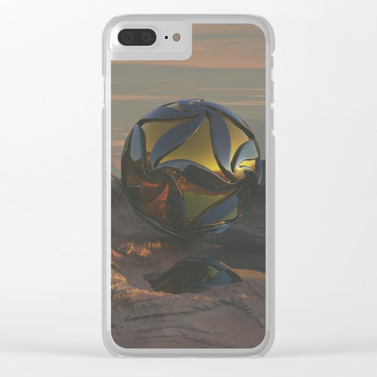 Gateway Clear iPhone Case