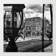 philly south st Canvas Print