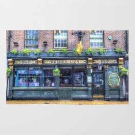 The Golden Lion Pub York Rug