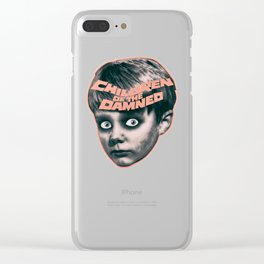 Children of the Dammed Clear iPhone Case
