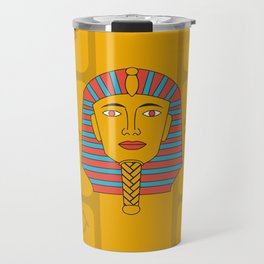 Egyptian Prince Travel Mug