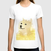 doge T-shirts featuring Doge by EtOfficina