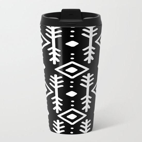BLACK NORDIC Metal Travel Mug