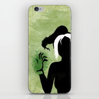 rogue iPhone & iPod Skins featuring Rogue by Sprite